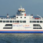 Portsmouth-Fishbourne ferry service may experience delays.