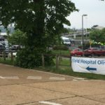 Visitor restrictions remain at St Mary's Hospital