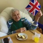 Video shows life in care home during pandemic